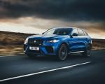 2021 Jaguar F-PACE SVR (Color: Velocity Blue) Front Three-Quarter Wallpapers 150x120 (8)