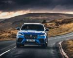 2021 Jaguar F-PACE SVR (Color: Velocity Blue) Front Wallpapers 150x120 (9)