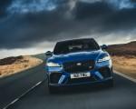 2021 Jaguar F-PACE SVR (Color: Velocity Blue) Front Wallpapers  150x120 (5)