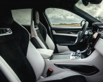 2021 Jaguar F-PACE SVR (Color: Velocity Blue) Interior Front Seats Wallpapers 150x120 (25)