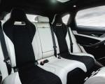 2021 Jaguar F-PACE SVR (Color: Velocity Blue) Interior Rear Seats Wallpapers 150x120 (26)