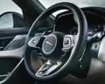 2021 Jaguar F-PACE SVR (Color: Velocity Blue) Interior Steering Wheel Wallpapers 150x120 (28)