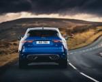 2021 Jaguar F-PACE SVR (Color: Velocity Blue) Rear Wallpapers 150x120 (10)