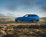 2021 Jaguar F-PACE SVR (Color: Velocity Blue) Side Wallpapers 150x120 (17)
