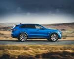 2021 Jaguar F-PACE SVR (Color: Velocity Blue) Side Wallpapers 150x120 (15)