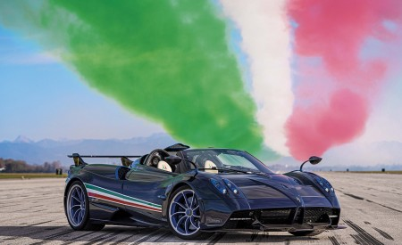 2021 Pagani Huayra Tricolore Wallpapers HD