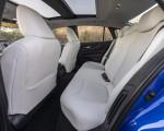 2021 Toyota Mirai FCEV Interior Rear Seats Wallpapers 150x120 (15)