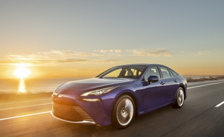 2021 Toyota Mirai FCEV Wallpapers & HD Images