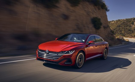 2021 Volkswagen Arteon (US-Spec) Wallpapers HD