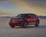 2021 Volkswagen Atlas Cross Sport Front Three-Quarter Wallpapers  150x120 (10)