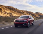 2021 Volkswagen Atlas Cross Sport Front Wallpapers  150x120 (4)