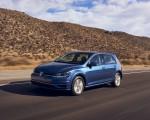 2021 Volkswagen Golf (US-Spec) Front Three-Quarter Wallpapers 150x120 (3)