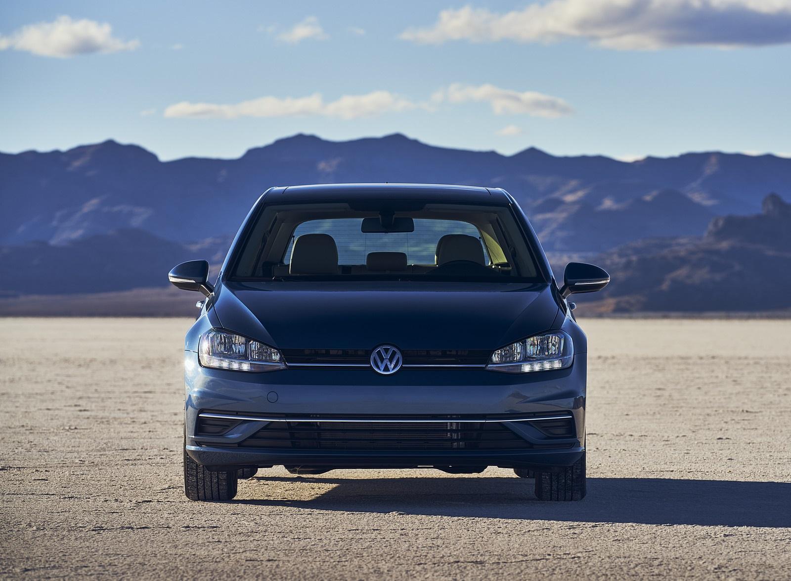 2021 Volkswagen Golf (US-Spec) Front Wallpapers (9)