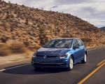 2021 Volkswagen Golf (US-Spec) Front Wallpapers 150x120 (1)
