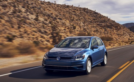 2021 Volkswagen Golf (US‑Spec) Wallpapers HD
