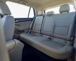 2021 Volkswagen Golf (US-Spec) Interior Rear Seats Wallpapers 150x120 (24)