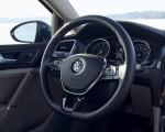 2021 Volkswagen Golf (US-Spec) Interior Steering Wheel Wallpapers 150x120 (26)