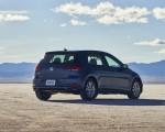2021 Volkswagen Golf (US-Spec) Rear Three-Quarter Wallpapers 150x120 (11)