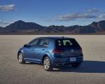 2021 Volkswagen Golf (US-Spec) Rear Three-Quarter Wallpapers  150x120 (10)