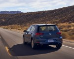 2021 Volkswagen Golf (US-Spec) Rear Wallpapers  150x120 (4)