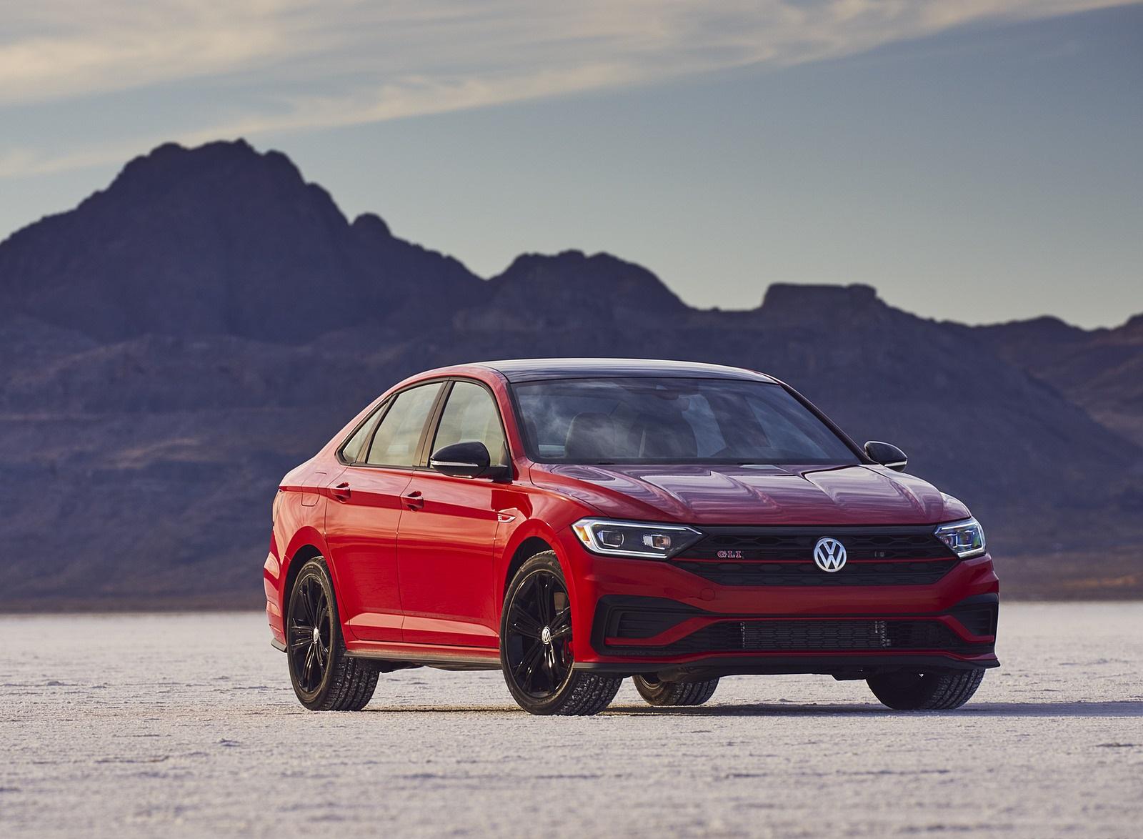 2021 Volkswagen Jetta GLI (US-Spec) Front Three-Quarter Wallpapers (9)