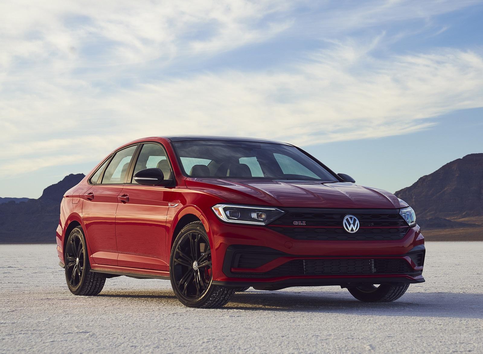 2021 Volkswagen Jetta GLI (US-Spec) Front Three-Quarter Wallpapers (10)