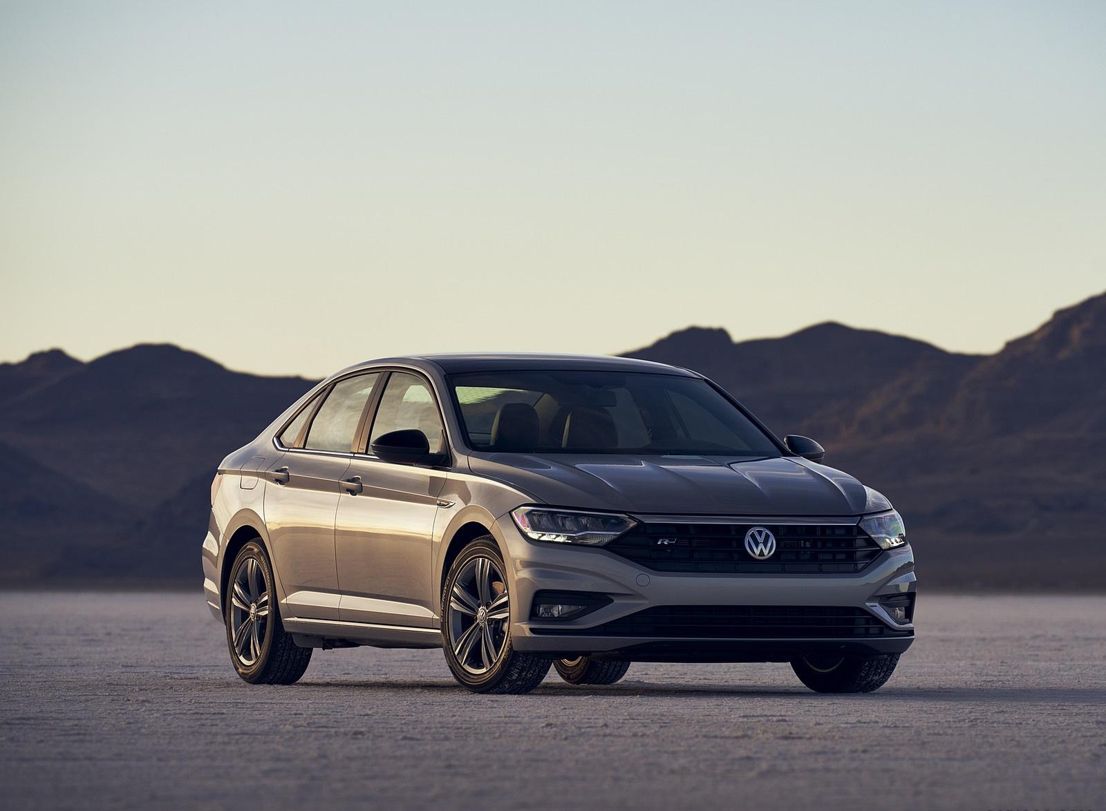 2021 Volkswagen Jetta (US-Spec) Front Three-Quarter Wallpapers (8)