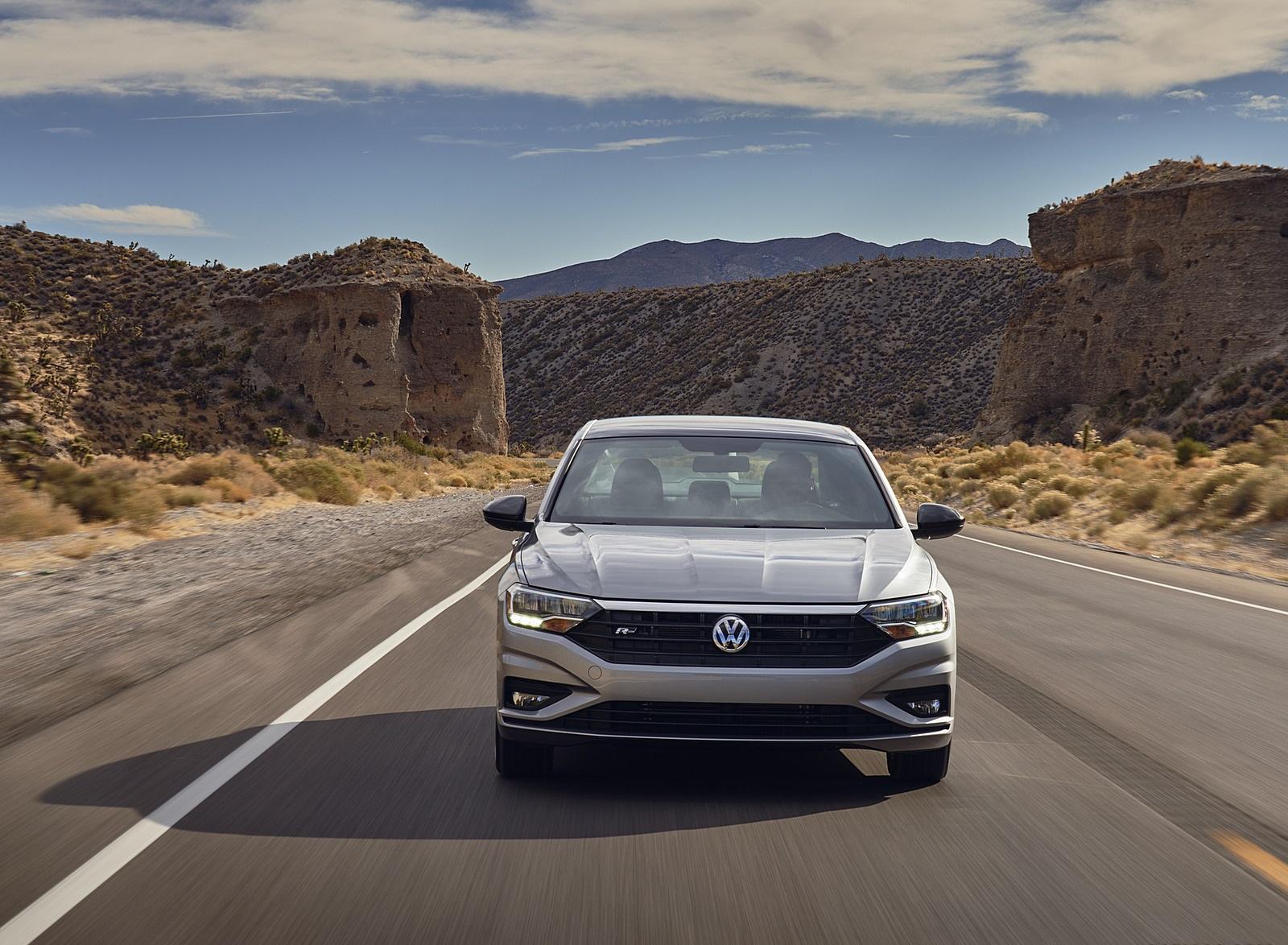 2021 Volkswagen Jetta (US-Spec) Front Wallpapers (3)