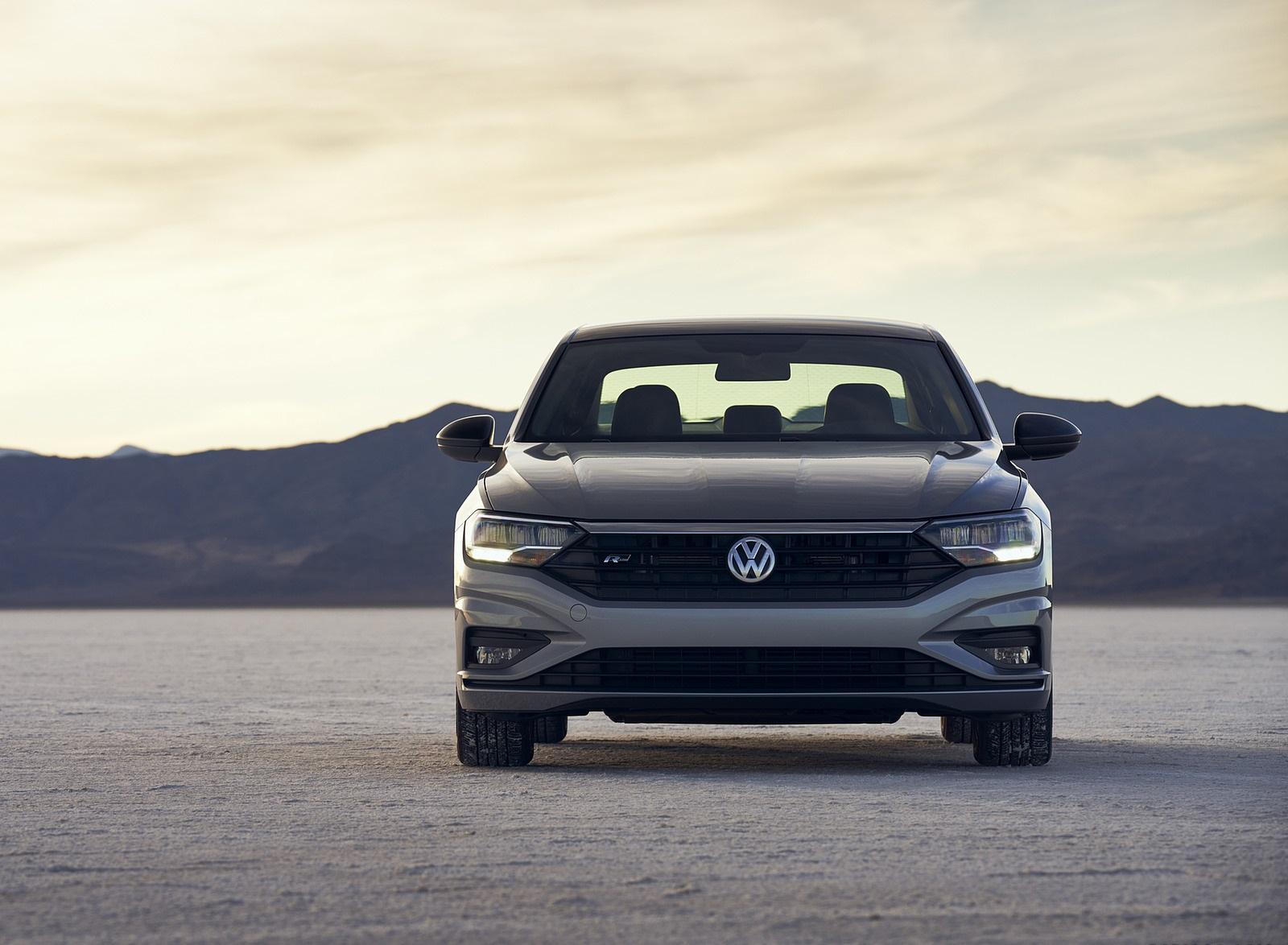 2021 Volkswagen Jetta (US-Spec) Front Wallpapers (10)