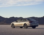 2021 Volkswagen Jetta (US-Spec) Rear Three-Quarter Wallpapers  150x120 (12)