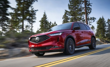2022 Acura MDX Wallpapers HD