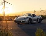 2020 Porsche 718 Boxster T Front Three-Quarter Wallpapers 150x120 (12)