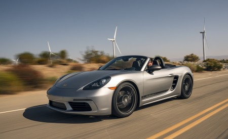 2020 Porsche 718 Boxster T Wallpapers HD