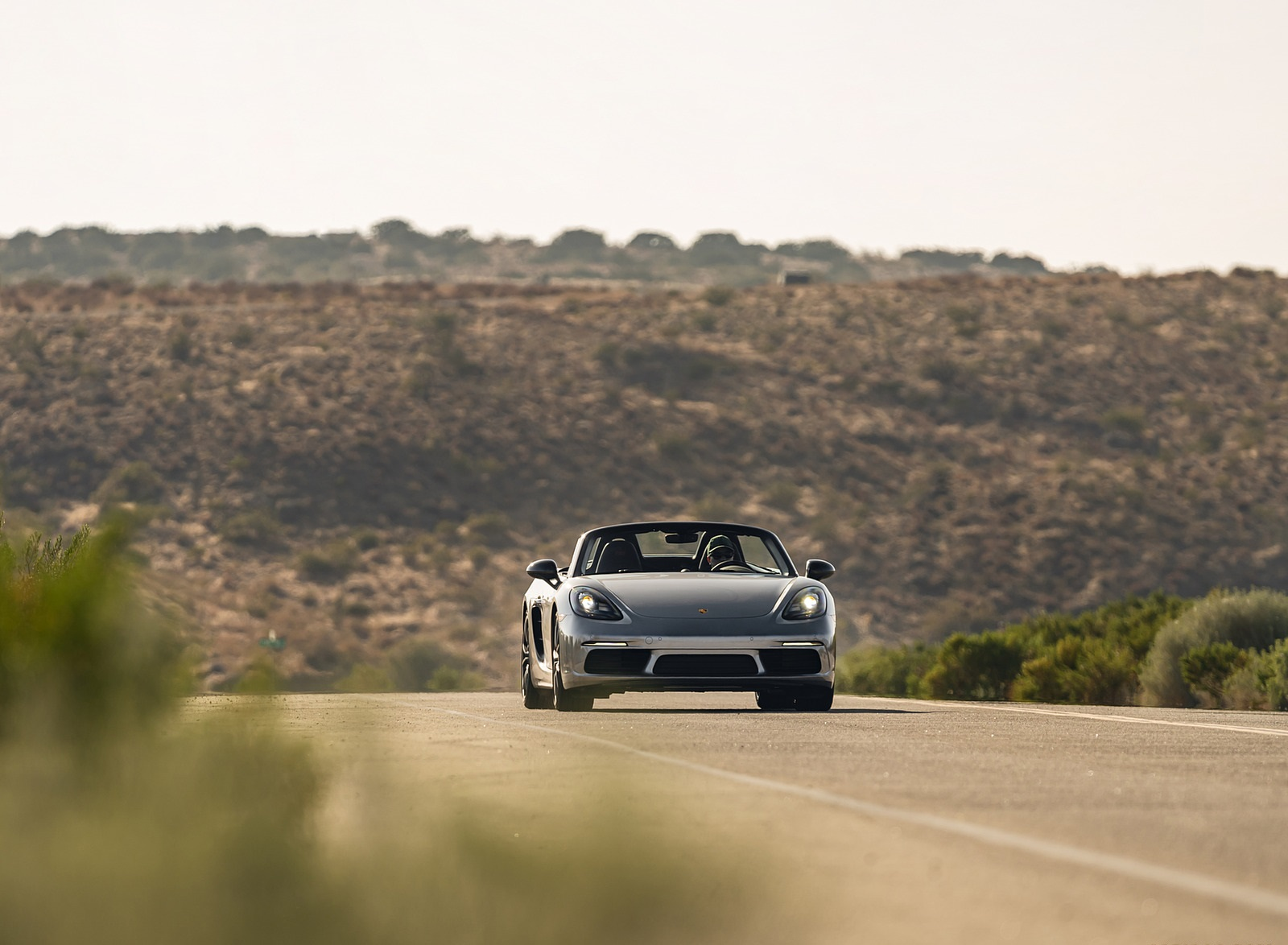 2020 Porsche 718 Boxster T Front Wallpapers (5)