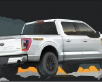 2021 Ford F-150 Tremor Design Sketch Wallpapers 150x120 (26)