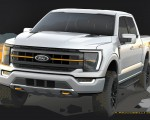 2021 Ford F-150 Tremor Design Sketch Wallpapers 150x120 (25)