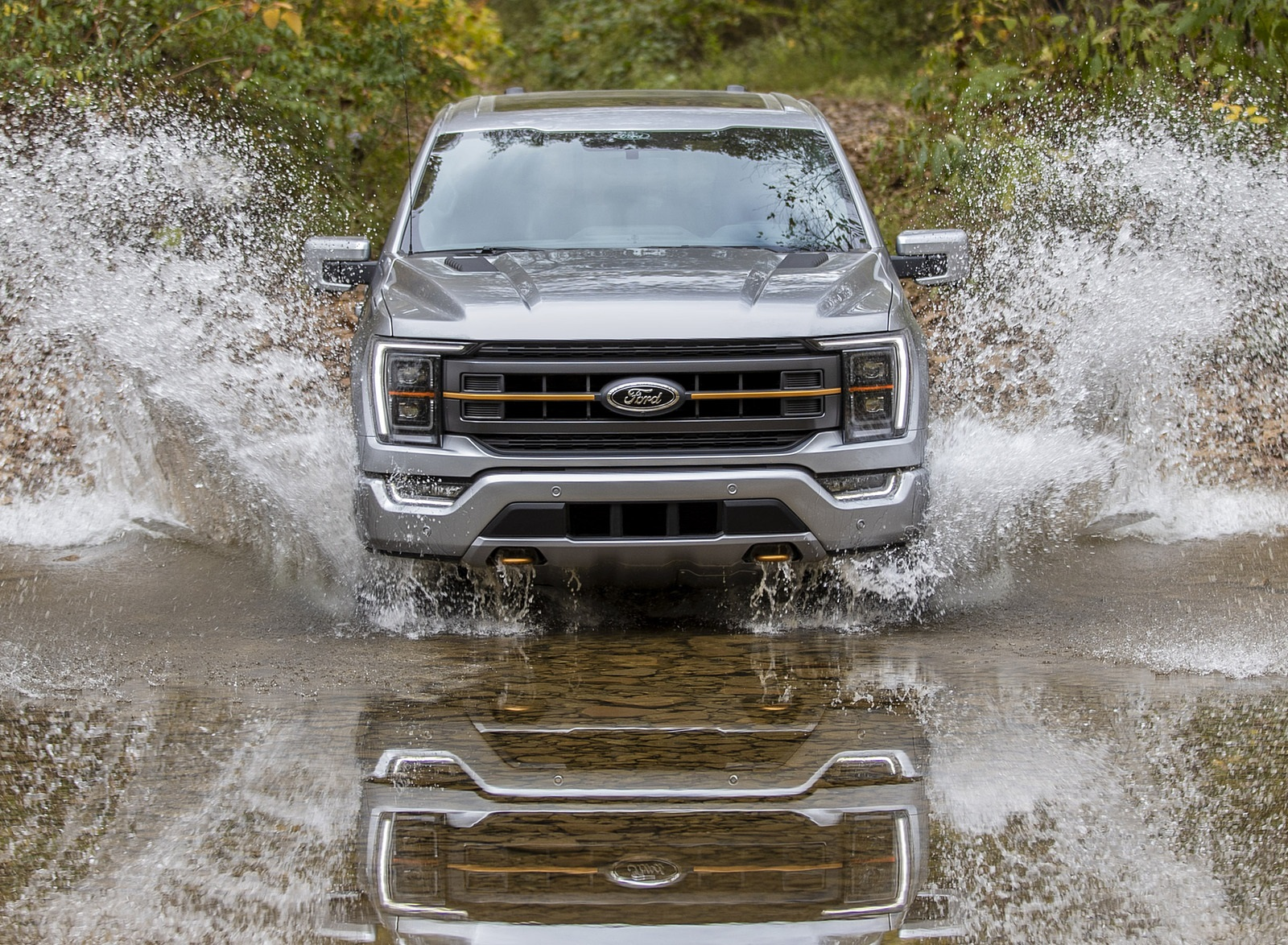 2021 Ford F-150 Tremor Off-Road Wallpapers (6)