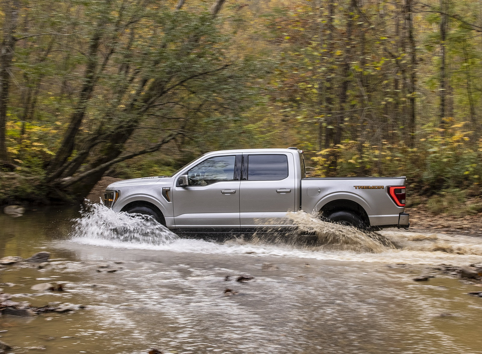2021 Ford F-150 Tremor Off-Road Wallpapers (7)