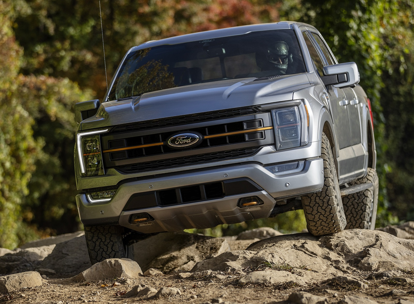 2021 Ford F-150 Tremor Off-Road Wallpapers (8)