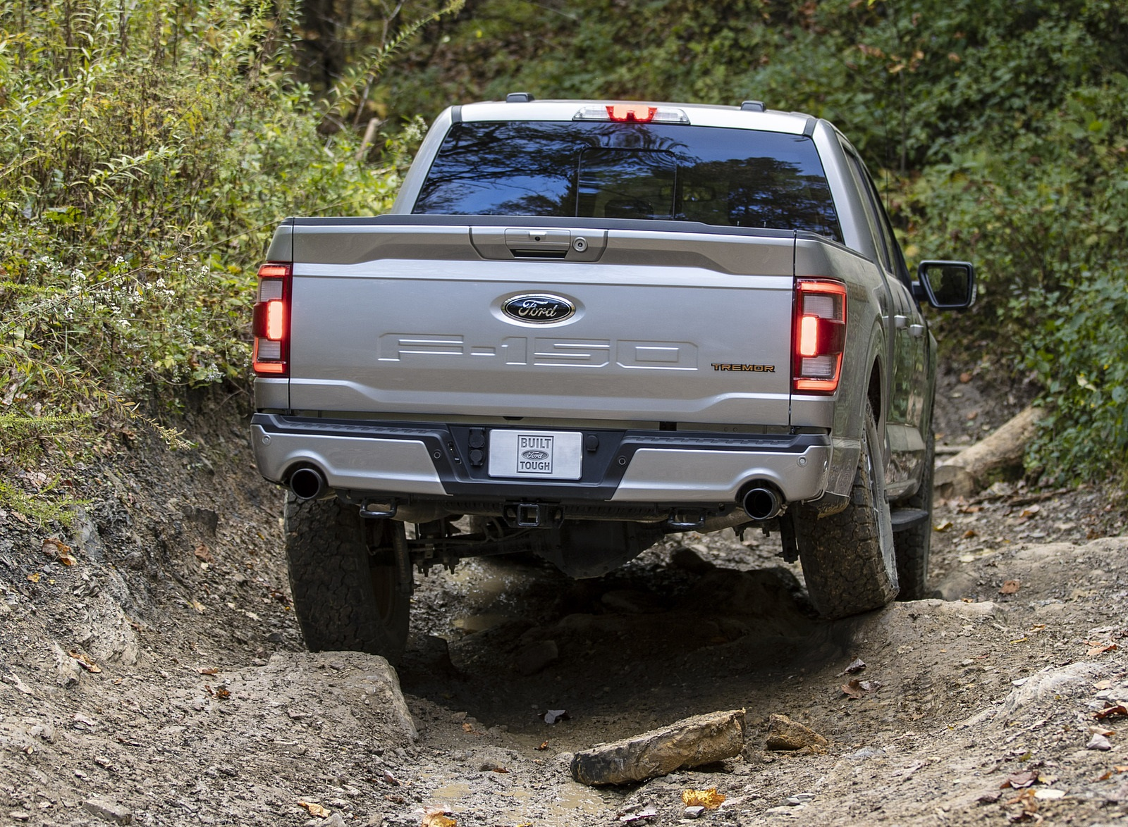 2021 Ford F-150 Tremor Off-Road Wallpapers (10)