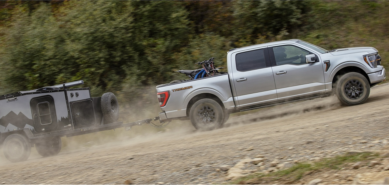 2021 Ford F-150 Tremor Side Wallpapers (5)