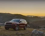 2021 Jeep Grand Cherokee L Overland Front Three-Quarter Wallpapers 150x120 (19)