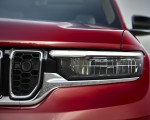 2021 Jeep Grand Cherokee L Overland Headlight Wallpapers 150x120 (24)