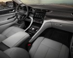 2021 Jeep Grand Cherokee L Overland Interior Wallpapers 150x120 (40)