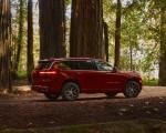 2021 Jeep Grand Cherokee L Overland Rear Three-Quarter Wallpapers 150x120 (17)
