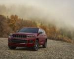 2021 Jeep Grand Cherokee L Overland Rear Three-Quarter Wallpapers 150x120 (16)