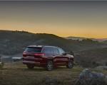 2021 Jeep Grand Cherokee L Overland Rear Three-Quarter Wallpapers 150x120 (20)