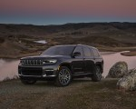 2021 Jeep Grand Cherokee L Summit Reserve Front Three-Quarter Wallpapers 150x120 (48)