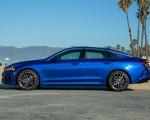 2021 Kia K5 GT (Color: Sapphire Blue) Side Wallpapers 150x120 (36)