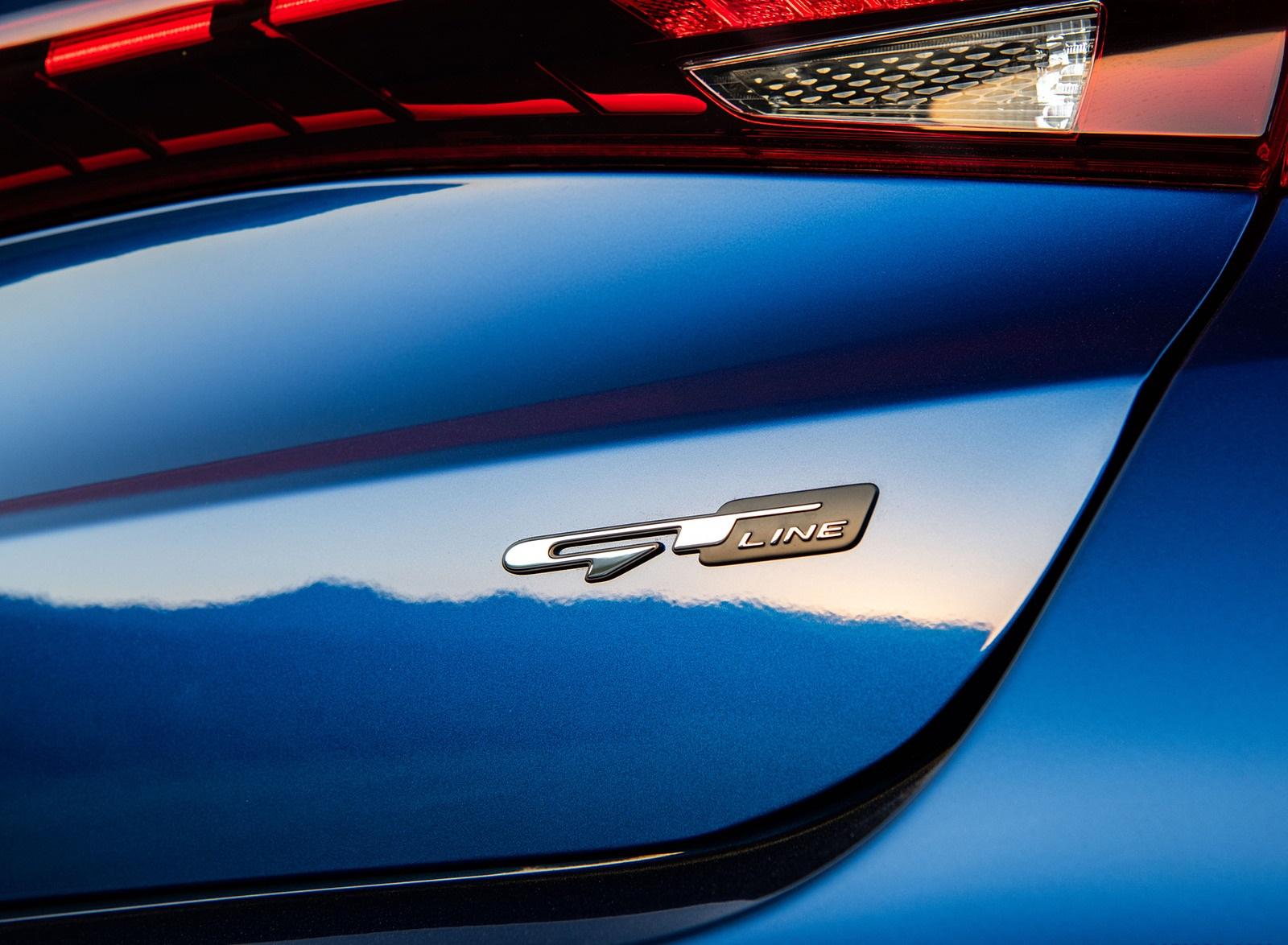2021 Kia K5 GT-Line 1.6T FWD Badge Wallpapers  (9)